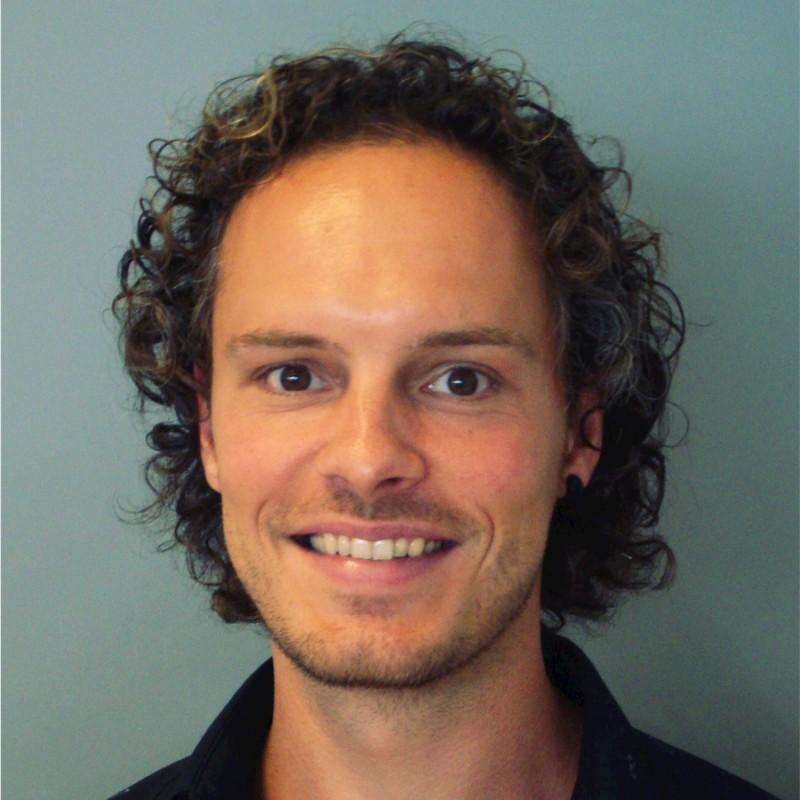 Tim de Putter is algemeen arts in de revalidatiegeneeskunde